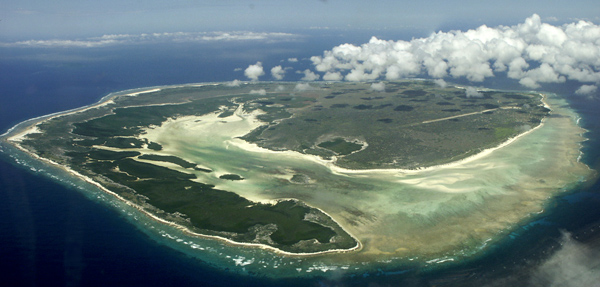 Europa Island, Ilse Esparses, Mozambique Channel, Indian Ocean
