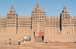 Mali: Great Mosque of Djenne