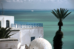 Tunisia: Sid Bou Said on the Coast of Tunisia