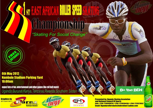 2012 East African Speed Skating Championships
