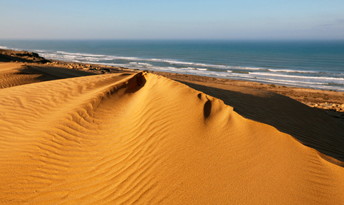 Western Sahara Atlantic Coast